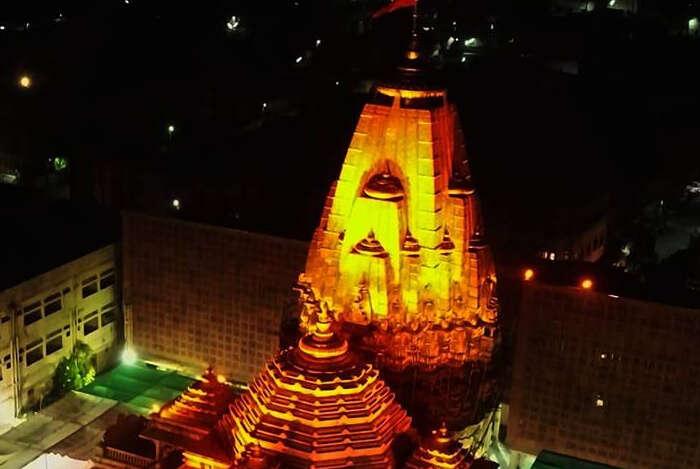 Old Ambaji Temple