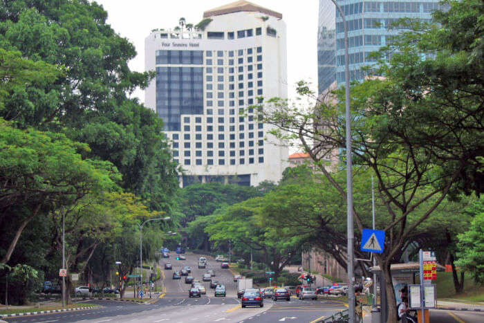 Orachard Road Paterson Singapore