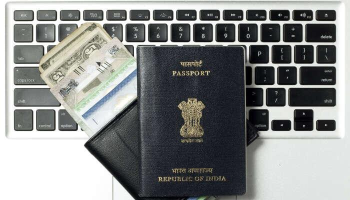 Passports cover