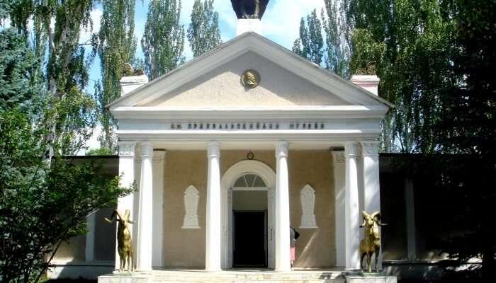 Przhevalsky Memorial Museum