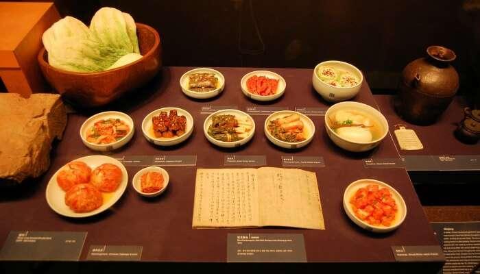 Pulmuone Kimchi Museum View