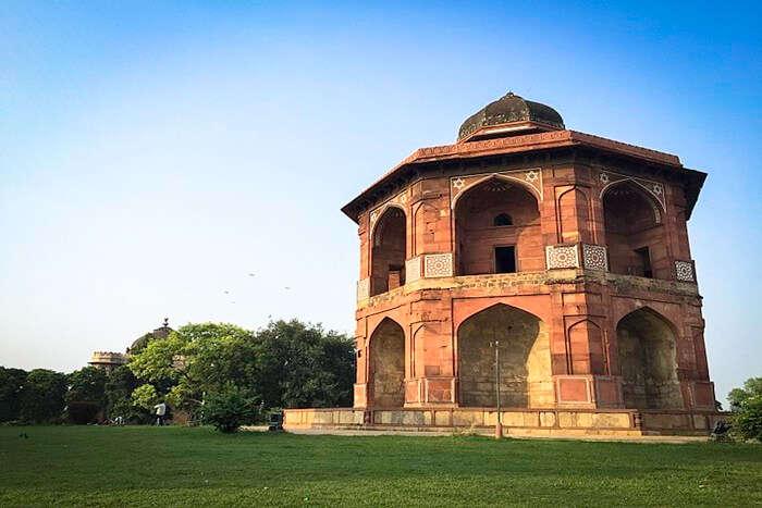 Purana Qila History