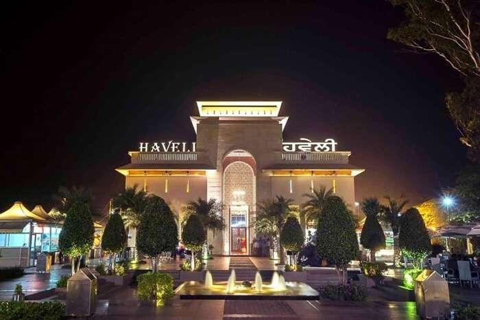 Rangla Punjab Haveli