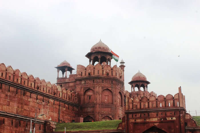 Red Fort History
