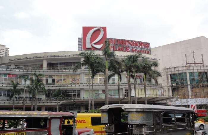 Robinson Place Manila