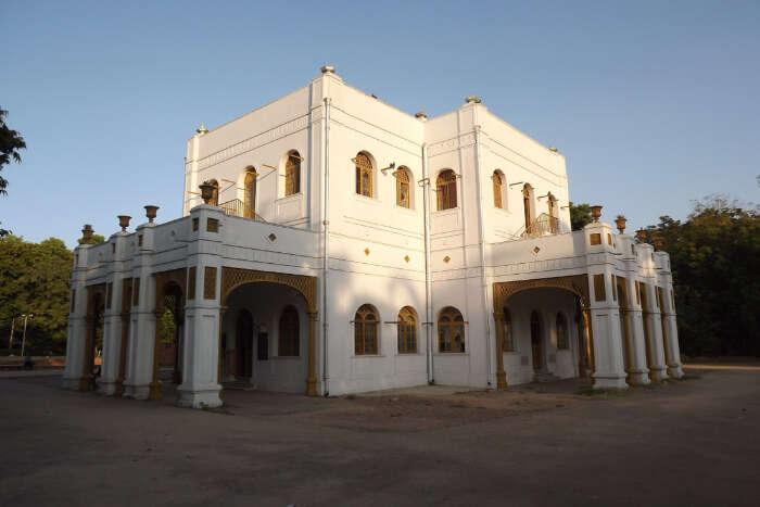 Sayaji Baug Health Museum