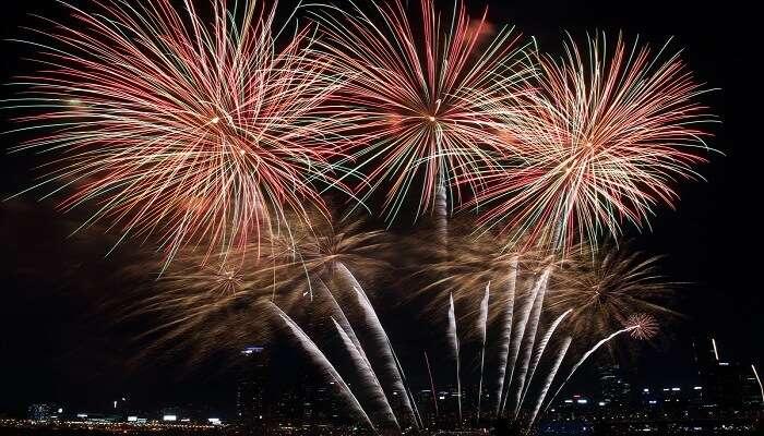 Seoul International Fireworks Festival