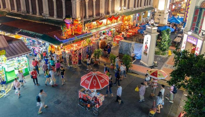 Geylang Sarai Market