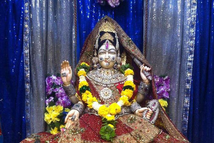 Shree Asha Puri Maa Temple