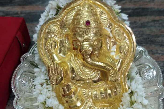 Shree Sharavu Mahaganapathi Temple
