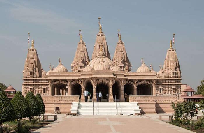Shri Swaminarayan Mandir In Bhavnagar
