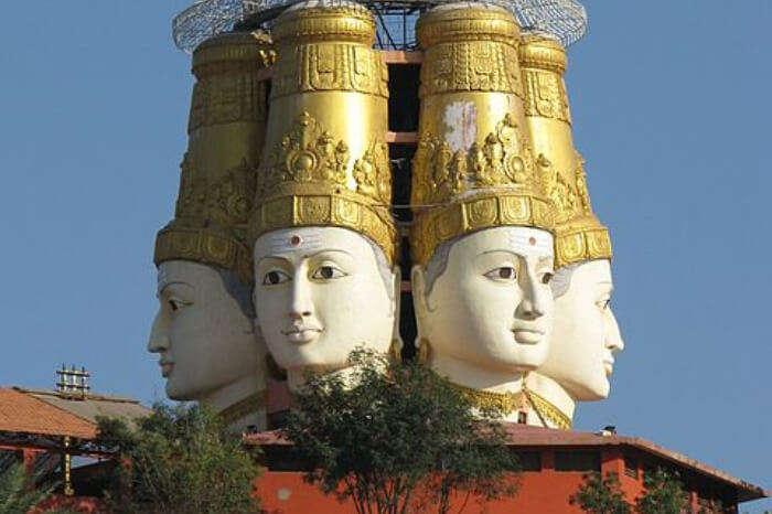 Shrungagiri Shanmukha Temple