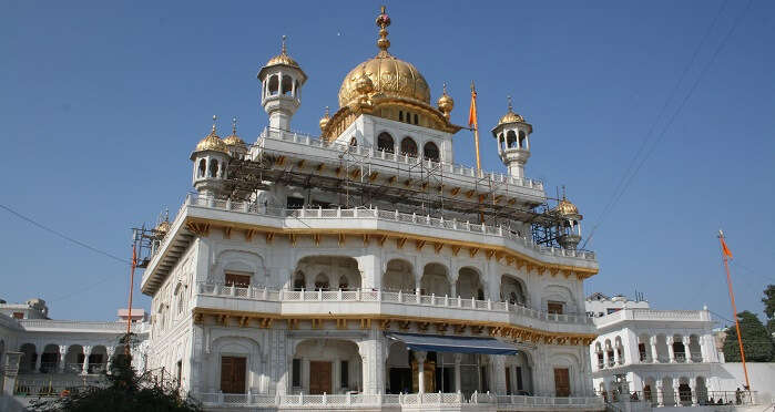 Significance Of Akal Takht In Amritsar