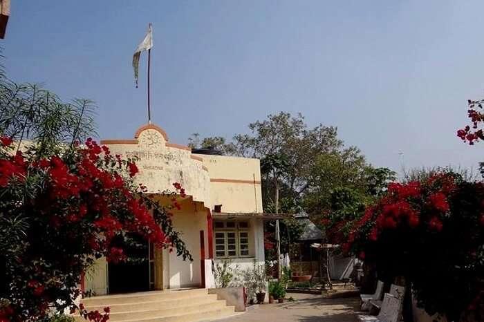 Sivananda Ashram View