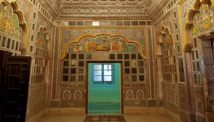 Some Facts About Sheesh Mahal in Patiala