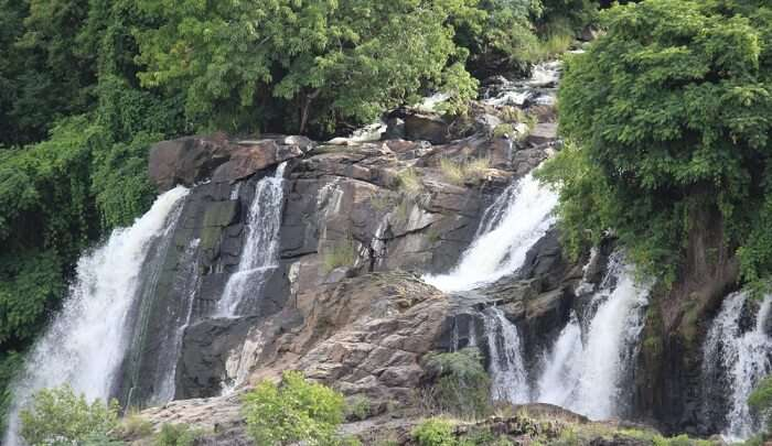 Sri Ramadevara Katte Waterfalls