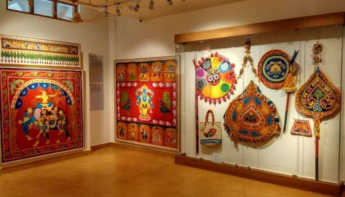 Suvadra Art Gallery In Bhubaneshwar