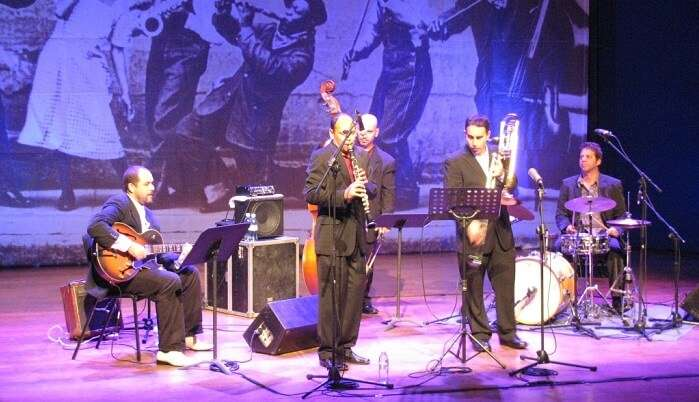 Tel Aviv Jazz Festival