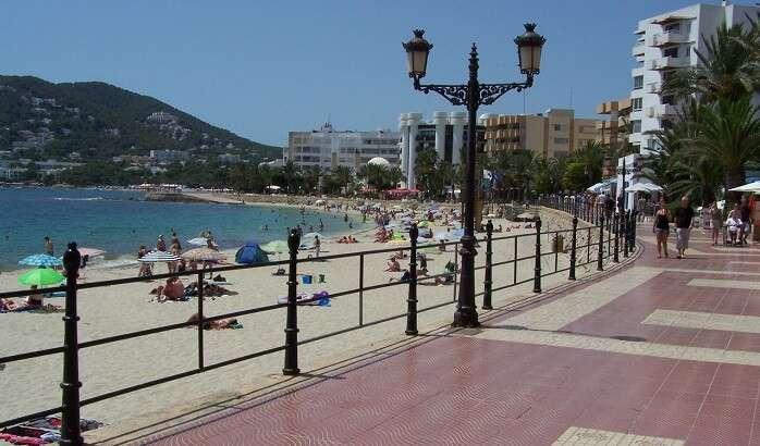 The Beach Promenade
