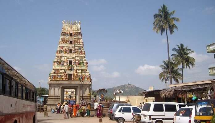 The Ghati Subramanya Temple