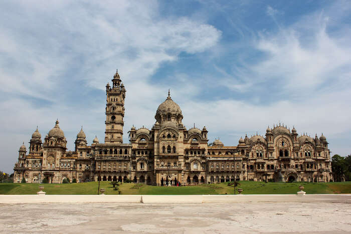 The Lakshmi Vilas Palace