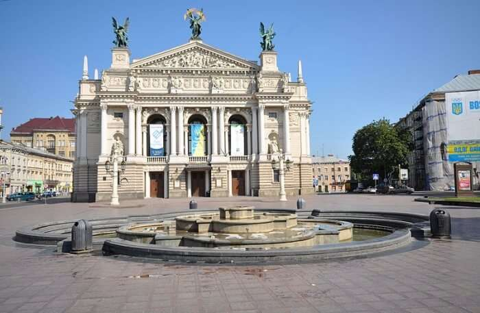 The State Theatre Of Opera And Ballet