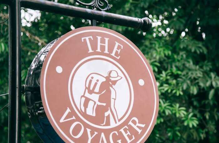 The Voyager in Cochin