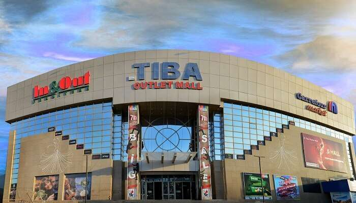 Tiba Outlet Mall