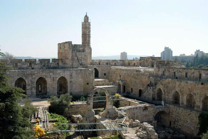 ancient citadel