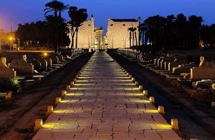 Traveling Around Luxor