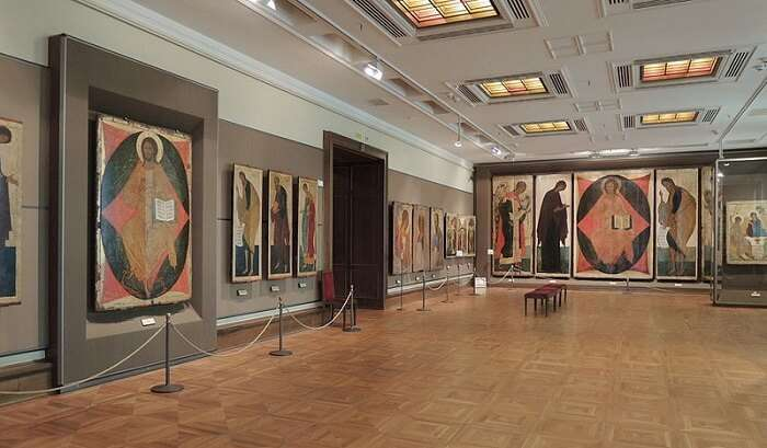 Tretyakov Gallery in Moscow