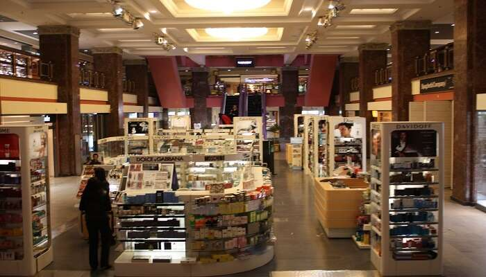 Tsum Shopping Centre (MUM)
