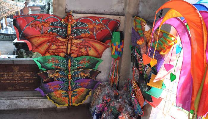 Market in Bali