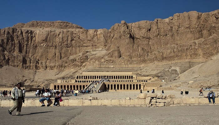 Valley Of The Kings Egypt Deir El-bahri