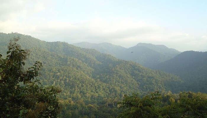 Sabarimala View Point