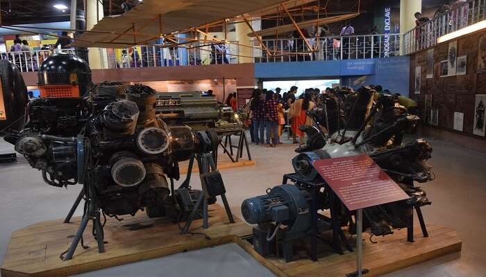 Visvesvaraya Industrial and Technological Museum