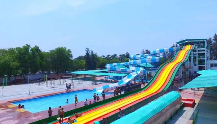 Water Fun Park View