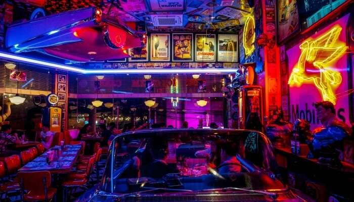 York Pub In Uzbekistan