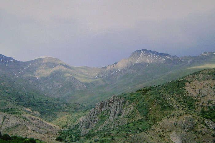 Zangazur National Park