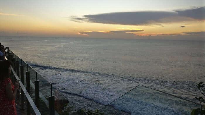 bali sea view