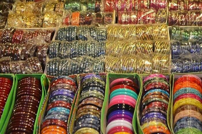 bangles shop