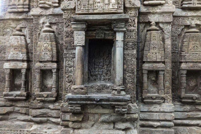 Awesome Champavati Temple