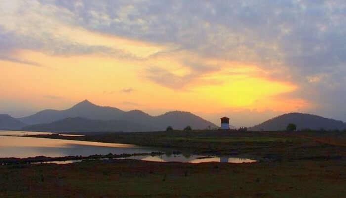 curdi goa sunset