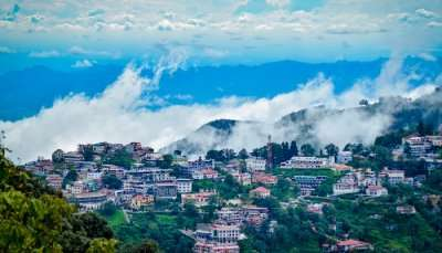 mussoorie cover image wall of hope