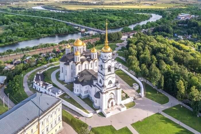 places to visit in Vladimir