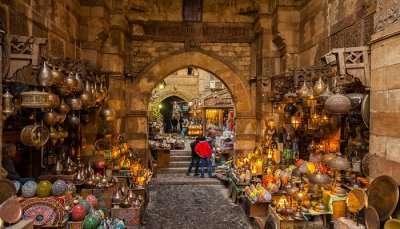 shopping in cairo