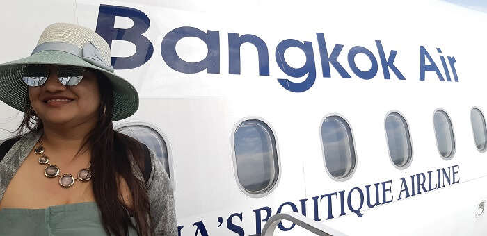 Bangkok Flight