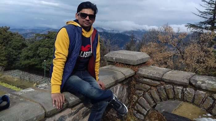went to Shimla for vacation
