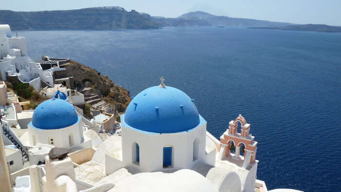 6 Hour Private Oia Cruise