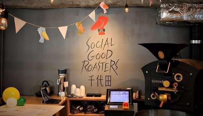 Social Good Roasters